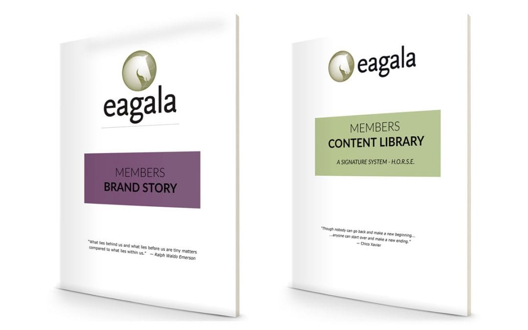 Eagala's Streamlined & Simplified Marketing Plan for Members